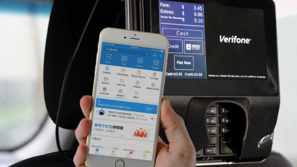 Alipay Taxi Payments - Insight | Verifone com