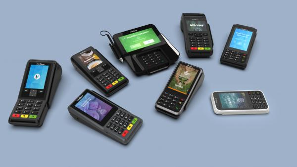 Verifone VX805 PIN Pad Credit Card Chip Swipe Reader Terminal e
