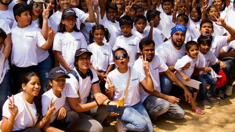 Verifone Team in Bangalore