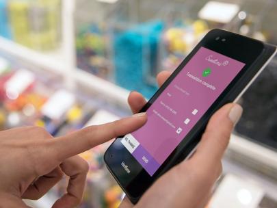 Carbon Mobile 5 Verifone Com
