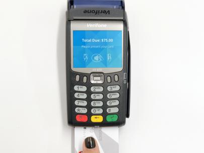 tamper password for verifone vx675
