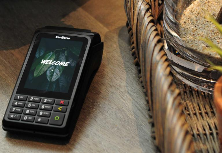 New V240m Features Verifone