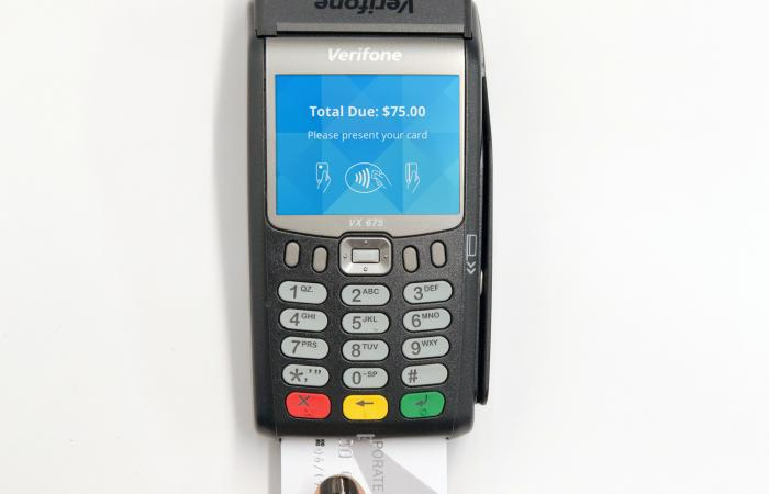 VX675 EMV Transaction